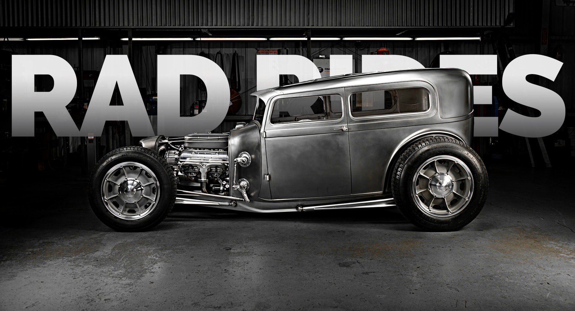 Rad Rides by Troy - Custom Automotive Builder - Show Cars - Race Cars